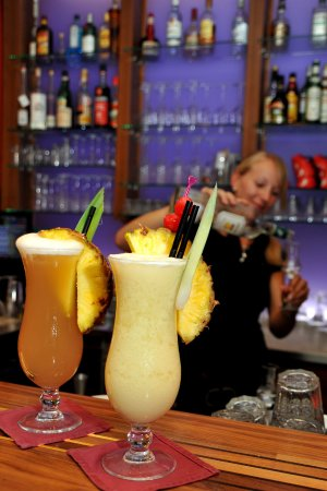 Altmunster, ออสเตรีย: Cocktails