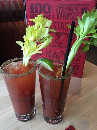 Uxbridge, Canada: A couple of Caesars for starters