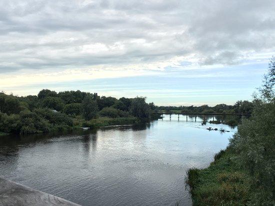 University of Limerick: Another bridge on campus