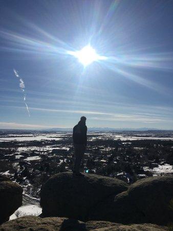 Billings, MT: The Rimrocks