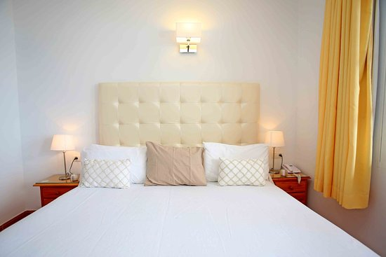 Hotel Casa Rosa: Habitación basica con vistas al mar