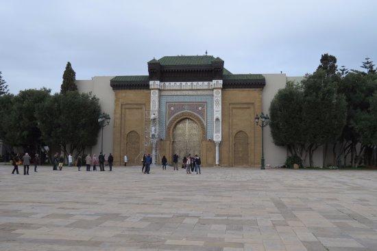 Royal Palace of Casablanca: Imponente!