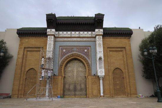 Royal Palace of Casablanca: Suntuoso!