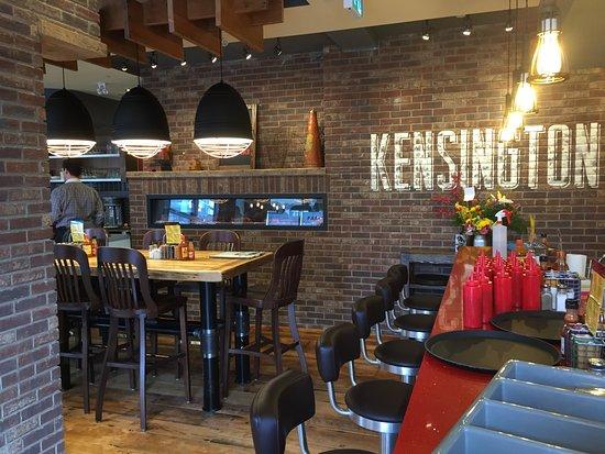 Family Restaurant Kensington Calgary