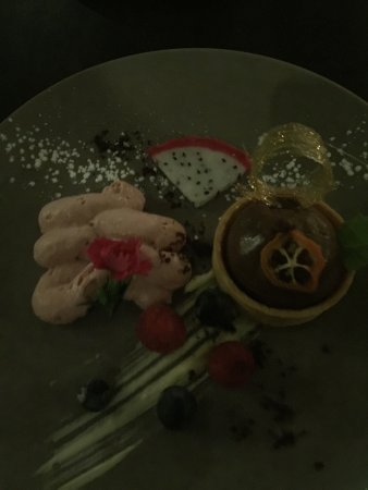 Como, Australia: The food at Juniper and Bay was excellent, very fresh and tasty. The presentation outstanding an