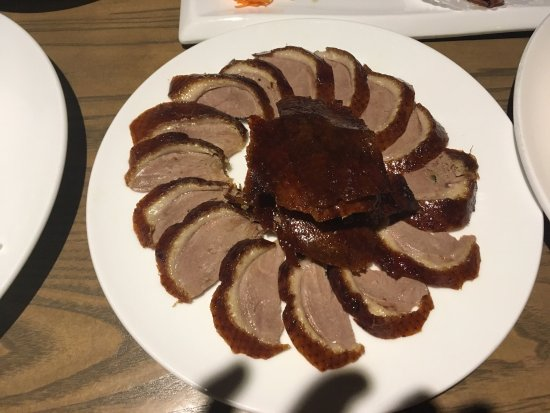 St. Catharines, Canada: The Peking duck