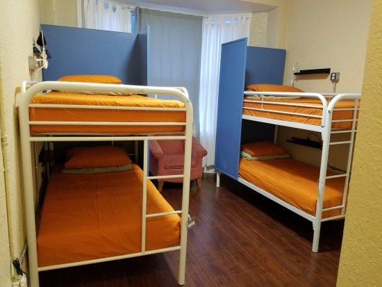 Orange Village Hostel: 4 Bed Dormitory Room