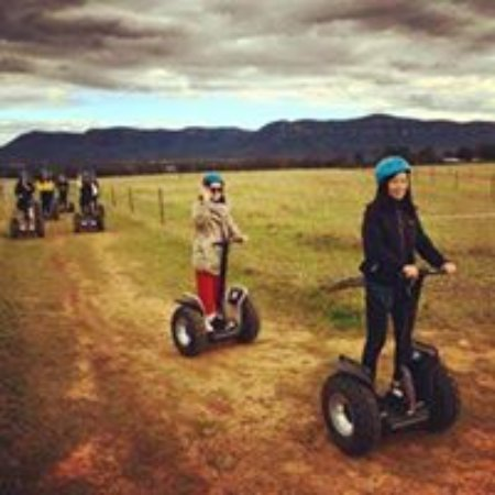 Segway experts
