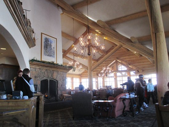 Sun Valley, Айдахо: Seattle Ridge lodge is beautiful