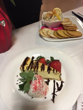 Inwood, Virginia Barat: Wonderful Valentine meal!