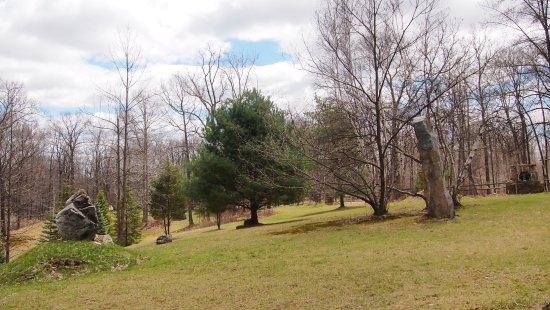 Bangor, PA: Columcille grounds