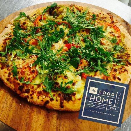 Takanini, Nueva Zelanda: The Vego Pizza