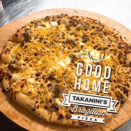 Takanini, نيوزيلندا: Brazillian Pizza