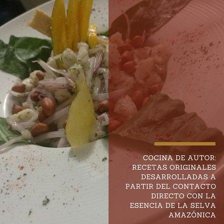 Cocina de autor, recetas originales desarroladas apartir del ...