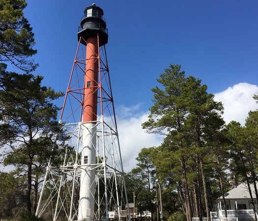 Carrabelle, FL: Crooked River Lighthouse