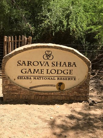 Sarova Shaba Game Lodge Photo
