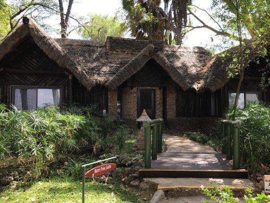 Sarova Shaba Game Lodge-billede