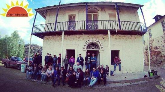 Nacozari de Garcia, Mexico: Cárcel de Pilares