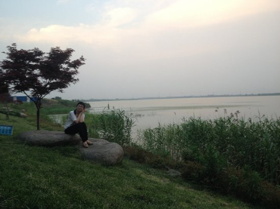Jintan, China: surrounding area