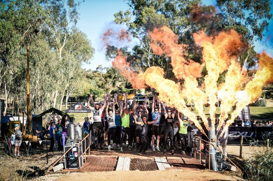 Waikerie, Australia: Hosts the annual event, True Grit Military Inspired Obsticle Course