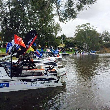 Waikerie, Australia: River access