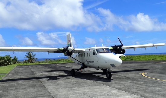 Ofu, Amerikanisch-Samoa: Smooth Ride