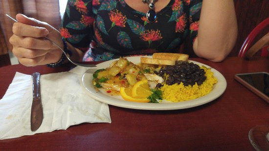 Lecanto, FL: excellent food...great presentation...