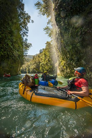 Packrafting New Zealand
