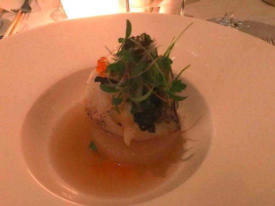 15 East Restaurant: seabass