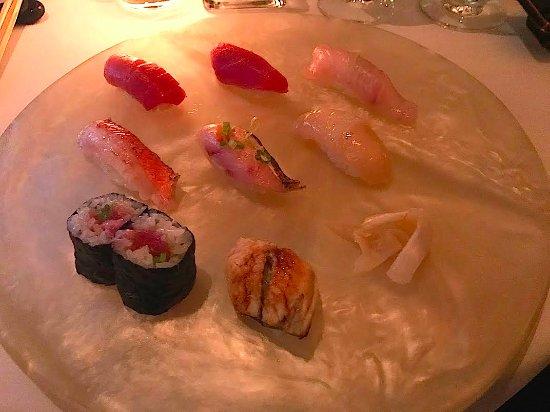 15 East Restaurant: sushi