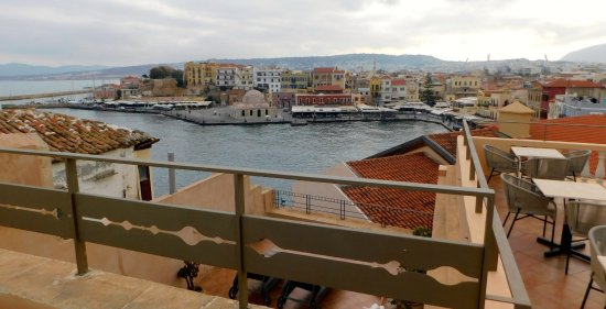 Casa Delfino Hotel & Spa: View from rooftop
