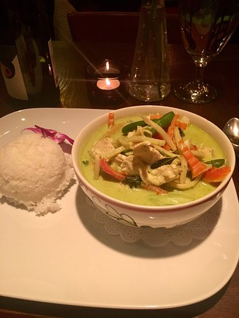 Eagleville, PA: Green Curry