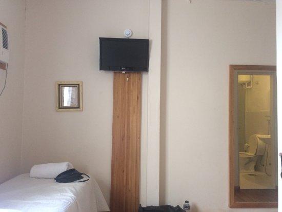 Casamia Hotel: Habitacion y lugar lindo y agradable