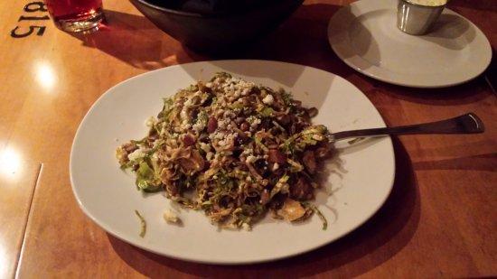 Aurora, OH: Brussels Salad
