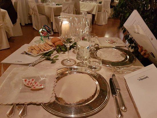 Арка-Петрарка, Италия: San Valentin's day