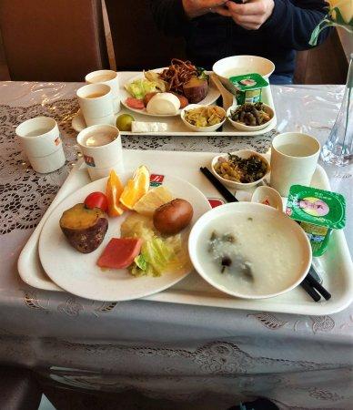 Jinjiang Inn (Shanghai Henglong Plaza): Hotel breakfast