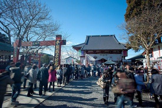 Myosen-ji Temple