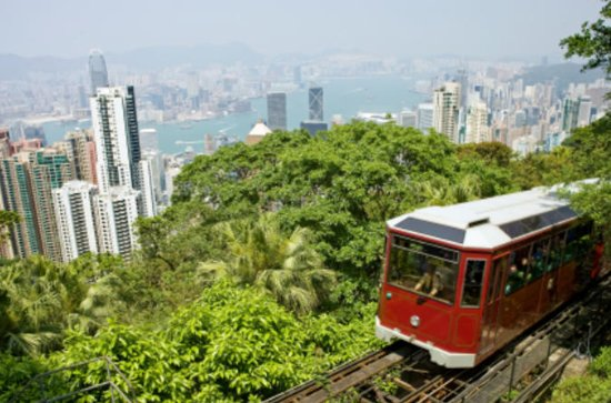 Private Tour: Hong Kong Day Trip from Guangzhou