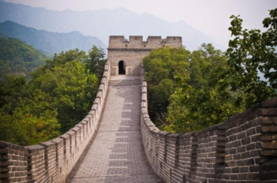 Great Wall of China at Mutianyu Tour with Lunch from Beijing