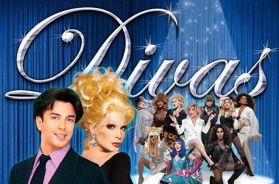Divas Starring Frank Marino en The...