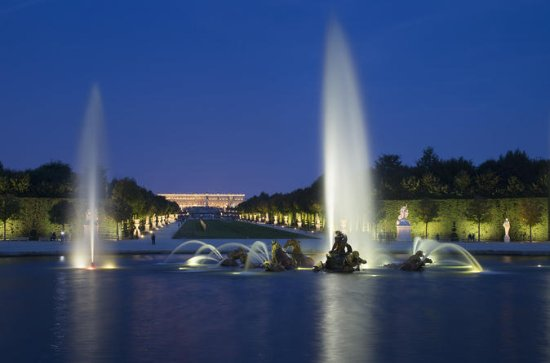 Versailles Gardens Ticket: Summer...