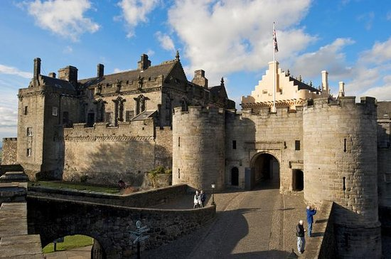 Stirling Castle Entrance Ticket with Royal Palace Access