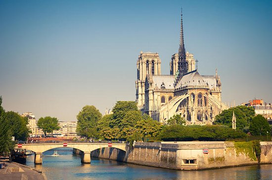 Paris 1-Hour Notre Dame Cathedral ...