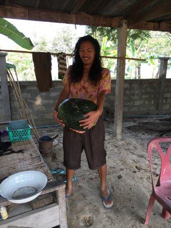 Lamphun, Thailand: Très belle expérience à faire sans hésiter