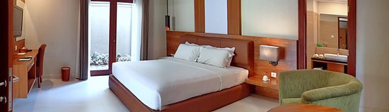 Mutiara Bali Boutique Resort & Villas: Bedroom of Two Bedroom Deluxe Villa