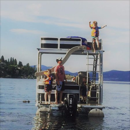 Lake Country, Canada: Summer time fun!
