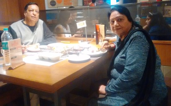 Barbeque Nation: Everything there is nice.