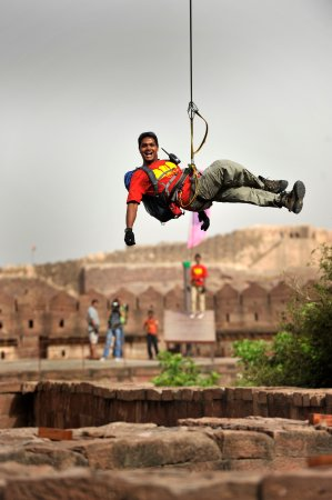 Flying Fox Jodhpur