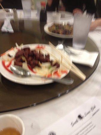 Lomita, Kalifornien: Pirinc ekmeği ve ördek eti