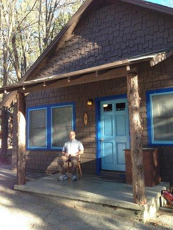 Idyllwild Inn: Cabin # 5